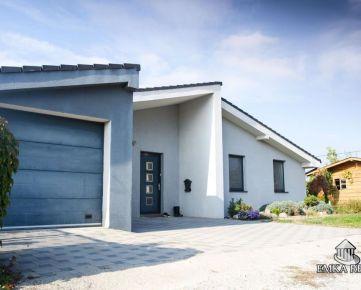 Novostavba 5 izb. bungalowu s garážou - Pezinok ul. Pri Mlyne
