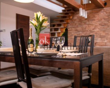 5 izbový byt mezonet v centre obce Cífer na predaj, nadštandardná ponuka bývania