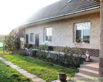 Romantický rodinný dom v obci Vysoká pri Morave na predaj