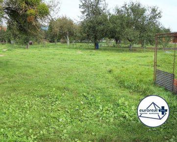 Rezervované - Stavebný pozemok, Nižná Kamenica