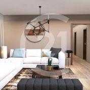 3-izb. byt 65m2, novostavba