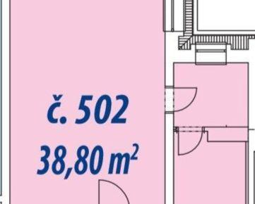 Nadštandardný novo-zrekonštruovaný 2-izbový byt v Starom meste, Gunduličova, Bratislava /502/