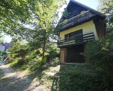 Moravany nad Váhom – chata v blízkosti jazera Striebornica