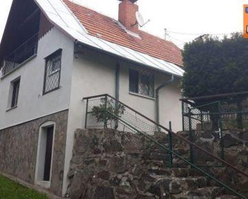 Na predaj rekreačná chalupa 48 m2, blízkosť lyžiarskeho strediska, pozemok 169 m2, Malá Lehota. CENA: 47 800,00 EUR