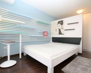 HERRYS - Na prenájom moderný 1,5 izbový byt v novostavbe s parkovaním, internetom a TV