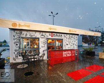 NEO- zabehnutá kaviareň v top lokalite v Trnave