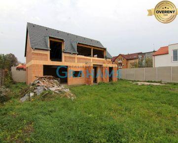 GRAHAMS - PREDAJ stavby rodinného domu v obci Rusovce