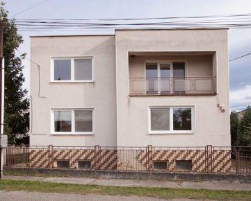 Moderný, kompletne zrekonštruovaný dom v Ipeľskom Sokolci