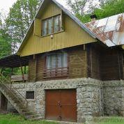 Záhradná chata 90m2, čiastočná rekonštrukcia