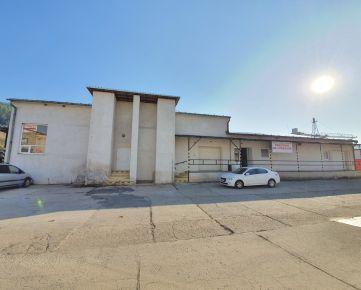 RE/MAX ponúka na prenájom komerčnú budovu v Banskej Bystrici na Zvolenskej ceste.
