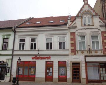 Direct Real - Historická budova v centre Košíc - Alžbetina ul. č. 5/7