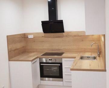 Nová kompletná rekonštrukcia 1,5 izb byt s loggiou, Košice - Furča