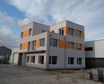 Na predaj moderná novostavba admin.budovy vo finalizujúcej etape Trnava, Zavarská