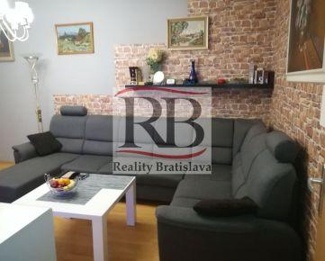 3izbový byt na Landauovej ulici v Dúbravke