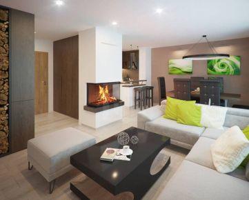 Direct Real - Štýlový investičný apartmán v srdci nýzkych Tatier - Bystrá