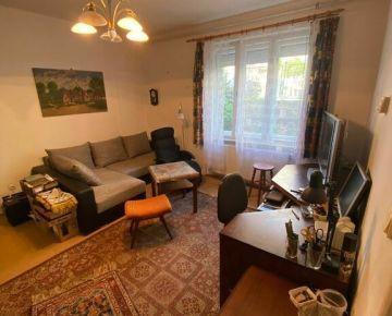 2 izbový byt s veľkou záhradou v centre mesta