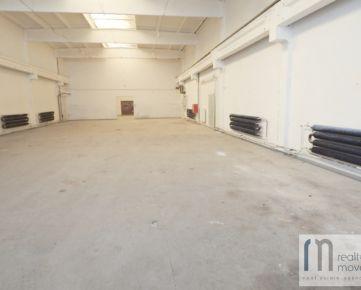 Skladové priestory na prenájom - 307 m2 - Stará Vajnorská