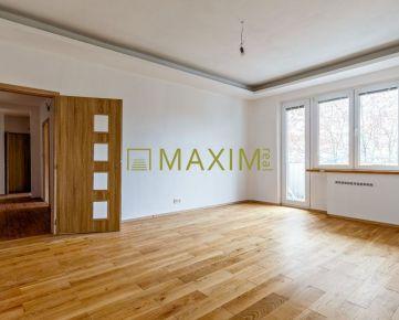 Kompletne prerobený 3- izbový byt na Mesačnej ulici