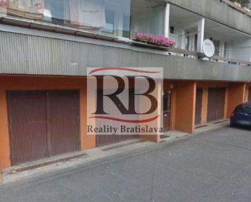 Na predaj garáž na Brodskej ulici, Ba- Karlova Ves