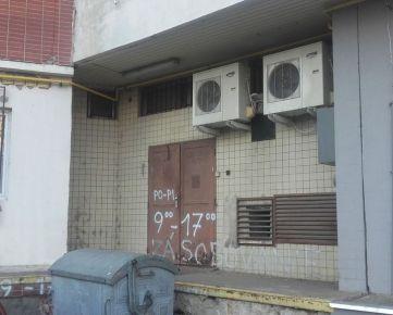 Predaj sklad. objektu 572 m2 v Petržalke na Nám. Hraničiarov