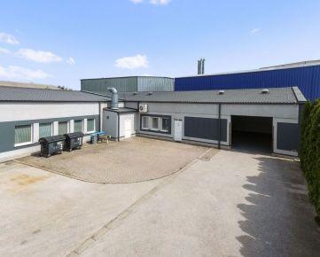 CASMAR RK - Exkluzívny priemyselný areál v lukratívnej lokalite