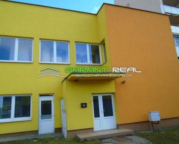 GARANT REAL - prenájom obchodný priestor, 100 m2, Zemplínska ulica, Prešov