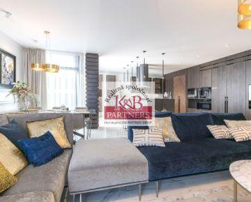 Na prenájom luxusný kompletne zariadený 3i byt v novostavbe polyfunkčného komplexu Green Bay v Trenčíne.