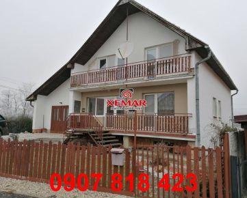 Na predaj exkluzívne rodinný dom vo Veľkom Krtíši.