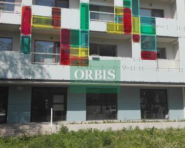 Ponúkame na prenájom obchodný priestor v NOVOSTAVBE Kubík na Odborárskej ulici