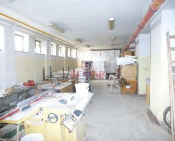 Na prenájom skladovo-výrobné priestory v Ban. Bystrici