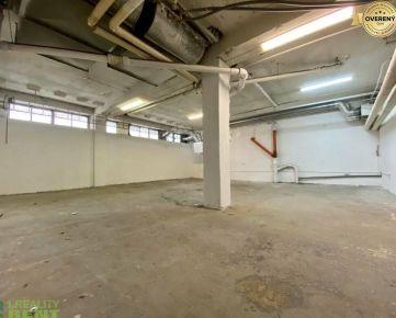 Na prenájom Výrobné priestory 100 m2 -  Vysokoškolákov Žilina