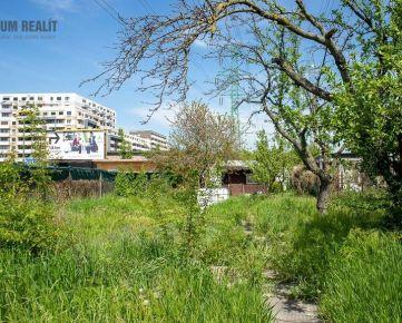 Záhrada s chatkou na predaj, 349 m2, Galvániho ul, Bratislava