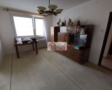 2-izbový byt na Cabanovej ulici - Bratislava Dúbravka
