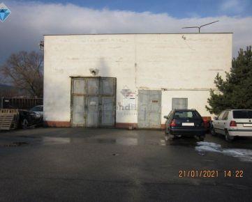 Na prenájom priestory autodielne vhodné aj ako garáž alebo sklad