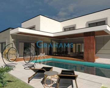 GRAHAMS-PREDAJ luxusná vila v súkromnej štvrti, Záhorské sady