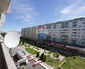 Prenájom 1.izbového bytu s loggiou Bratislava