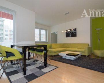 3-izb. nadštandardný byt - Lužná ul. (novostavba)