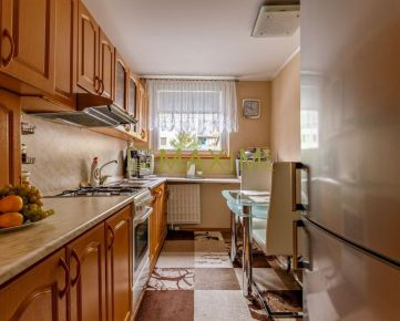 3- izbový byt na ulici J. Slottu