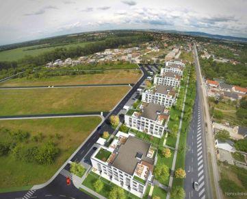 DUBOVÁ ALEJ - 2izbový byt (SO.01, byt E.3-I) s balkónom a pivn.kobkou, Ivanka pri Dunaji