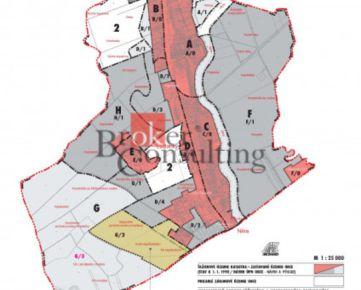 Pozemky Lužianky na predaj, vhodné na bývanie a rekreáciu