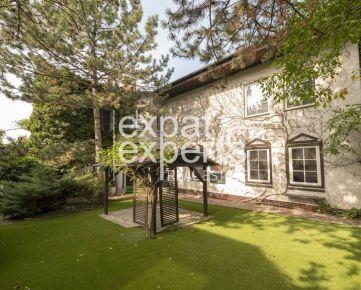 Výnimočná 6i vila s atmosférou, 200 m2, zariadená, krásna záhrada