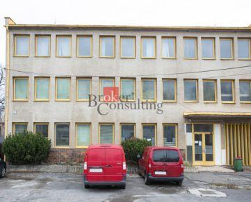 Administratívno-skladová budova Banská Bystrica centrum na predaj