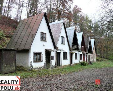 Na predaj chata s vínnou pivnicou, Šiatorská Bukovinka