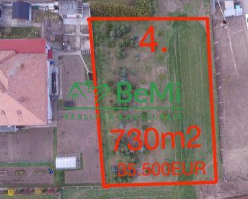 Exkluzívne - (Rezervované)Predaj pozemku v obci Koniarovce