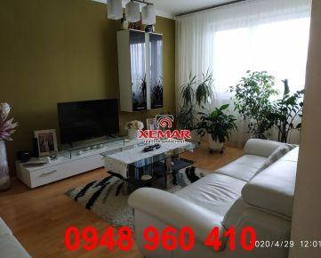 Na predaj 3 izbový byt s logiou v Lučenci