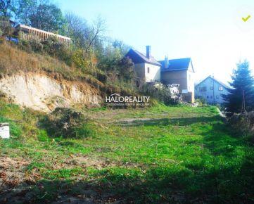HALO REALITY - Predaj, pozemok pre rodinný dom 1353 m2 Banská Bystrica - EXKLUZÍVNE HALO REALITY
