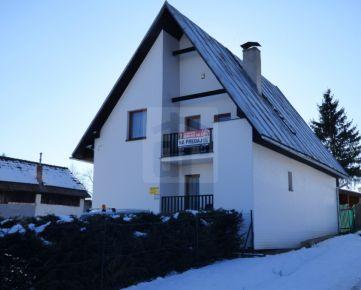 Direct Real - rodinný dom, vedlajšia, Bacúch, Brezno - Predaj pekne prerobený penzión v Lokalite Brezno - Bacúch
