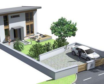 Stavebný pozemok pri Vajnorských jazerách so stavebným povolením, možnosť ihneď stavať ! tel. 0911828418