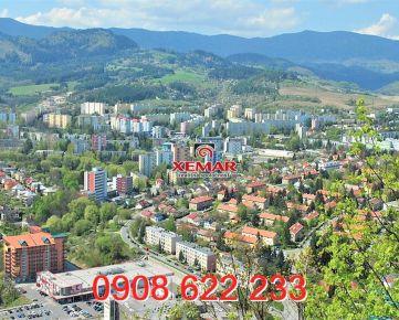 EXKLUZÍVNE na predaj veľmi pekný 3-izbový byt, Fončorda, B. Bystrica