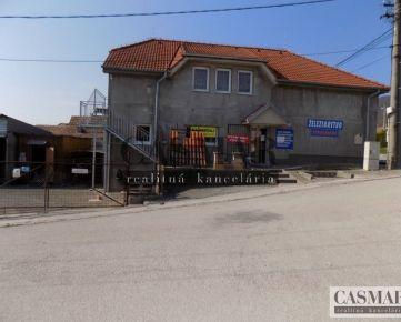 Predaj predajne železiarstva s bytom v Horných Orešanoch